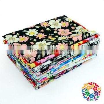 Quilting Bundle Cotton Fabrics for Sewing Patchwork Print Design Tissue Textile Cloth Fabrics