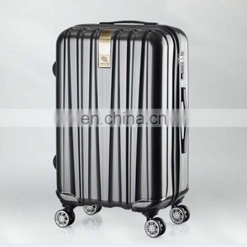 "2016 Hotsale PC/ABS Plastic Trolley Suitcase/Travel Luggage/Trolley bags With Size Of Size 20"",24"",28"" & Spinners"