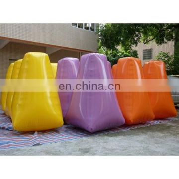 Custom floating inflatable buoys ,tower buoy