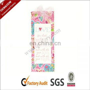 Fashional Promotional Canvas BookMarks