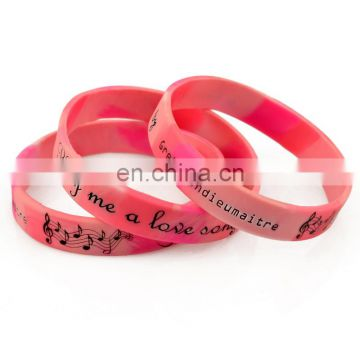 Free samples high quality silicone wristband