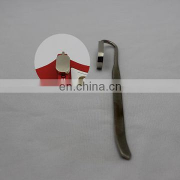 wholesale custom various shapes metal bookmark