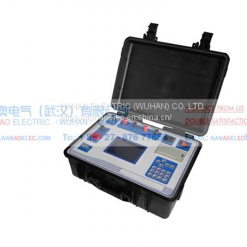 NANAO ELECTRIC Manufacture NAQY voltage transformer field test instrument calibration device