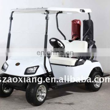 Luxury Designer Club Golf Cart, 3KW 48V Electric Club Golf Cart with 4 Seater | CE Certificate | AX-B2