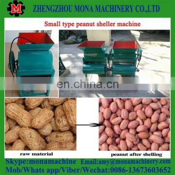 Peanut dehuller groundnut shelling machine/Professional high efficiency big and small peanut sheller shelling machine