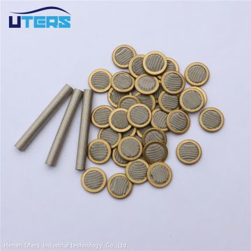 UTERS Replace MOOG micro valve body filter A67999