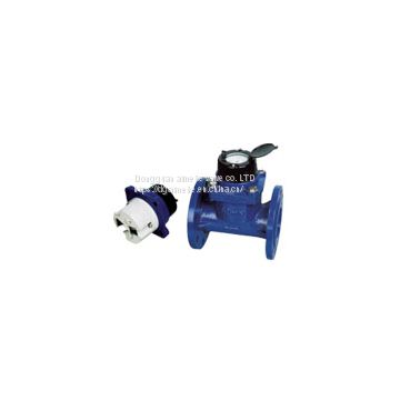 Horizontal Woltmann Detachable Type Irrigation Water Meter