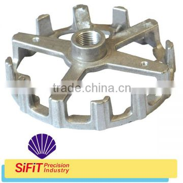 Professional Technical Support Aluminum Die Casting Parts for Agriculture Machinery Spare Parts