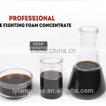 Environmental friendly FFFP film forming fluoroprotein fire fighting foam extinguishing agent