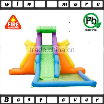 giant used commercial inflatable water park toys with pool prices inflatable water slide for outdoor use                                                                                                         Supplier's Choice