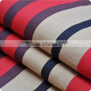 Patterned 100% Cotton Canvas Fabric, 10/2*10/2 46*28 12oz printed canvas fabric, canvas fabric for home textile, bag, shoes