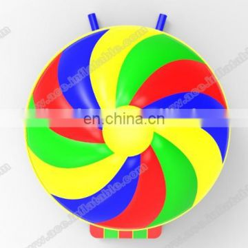 best quality commercial grade new design inflatable windmill bouncer for sale