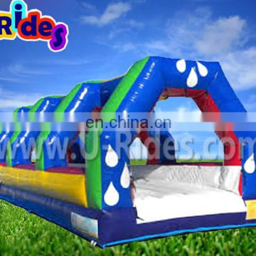 commerial slip and slide water slide