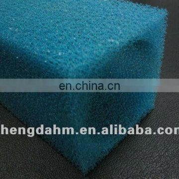 fountain pool biological filtration foam