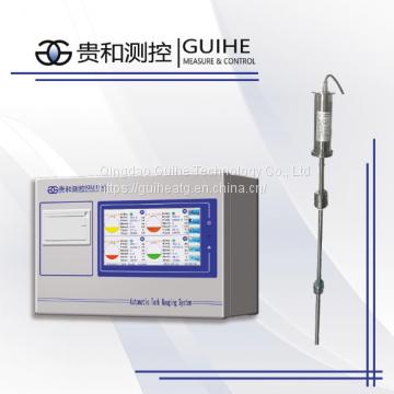 Guihe factory fuel management system / magnetostrictive level transmitter /  diesel gasoline storage tank gauge