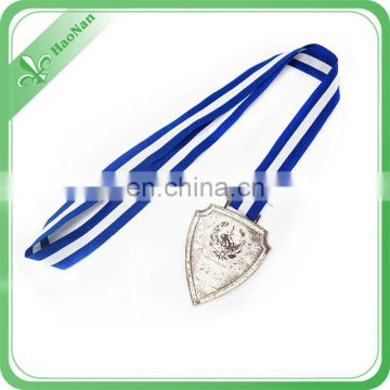 High Quality custom popular Sublimation wrapping medal ribbon