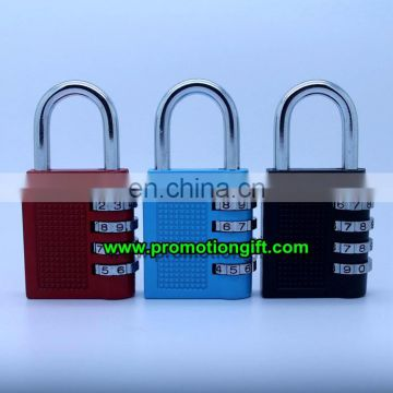 4 digit combination lock
