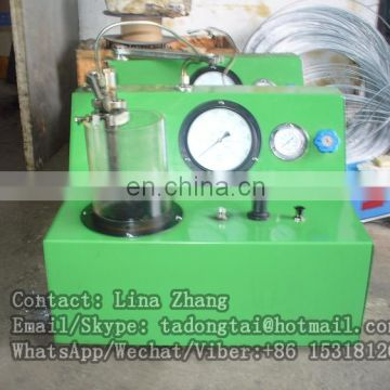double spring injector tester-- PQ400