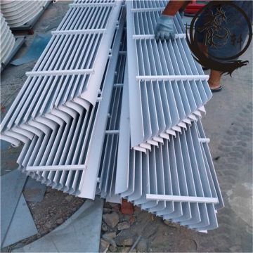 Long Life Filtration Industry Pvc Drift Eliminator
