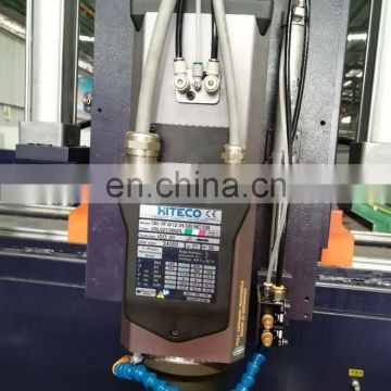 3 Axis CNC Milling-cutting-drilling aluminium wiondow an door Machine    Genman style  027