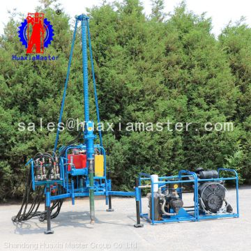 High air pressure hydraulic mountain hard rock SDZ-30S drilling rig with high quality for sale