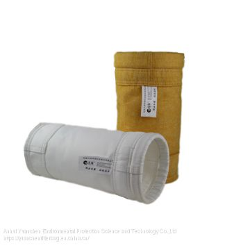 Hot Selling High Temperature P84/FMS Glass Fiber Dust Collector Filter Bag