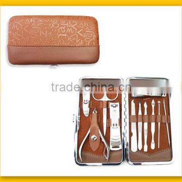 Practical high quality manicure pedicure set
