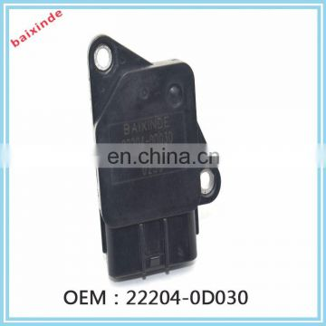 Great Quality BAIXINDE Air flow meter 22204-07010 22204-0D030 lexus