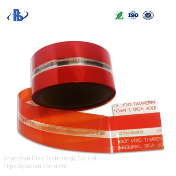 Wholesale Custom Security Sealing Tape for Poly Courier Mailing Bag