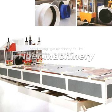 Pvc Water Supply Pipe Auto Belling Machine