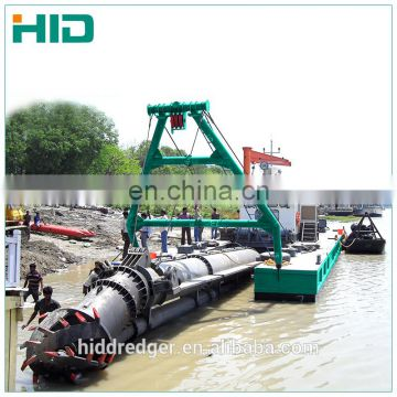 Top quality new type sand dredger for sale