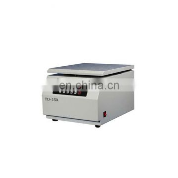 TD - 550 blood bank private automatic balance centrifuge