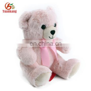 China Wholesale Stuffed Animal Cute Plush Bear Toy Middle Sized Teddy Bear