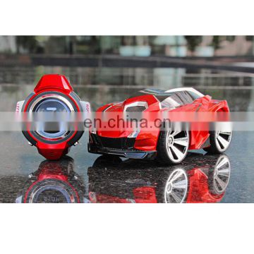 Hot selling 2.4G wholesale rc sound control car toys kids smart watch