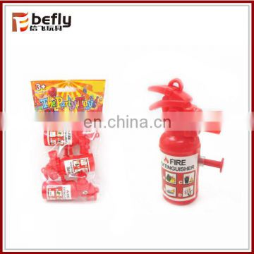 Mini summer toy fire extinguisher water gun