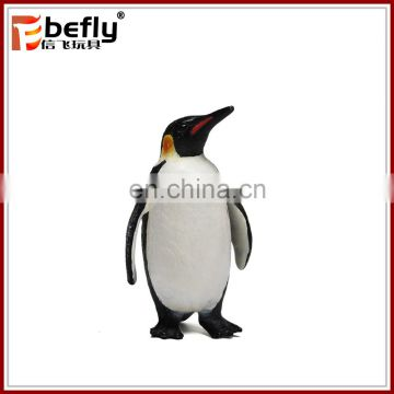 Realistic Table decoration model set small plastic penguin toy