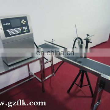guangzhou FPM industry inkjet date printer/ink jet printer/batch number printing machine continuous inkjet printer