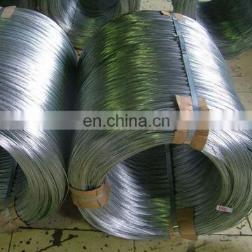 Factory 21 Gauge Hot Dip Electro Galvanized Iron Binding Wire Black Wire