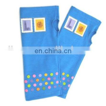 Jersey knitted ladies fashion glove