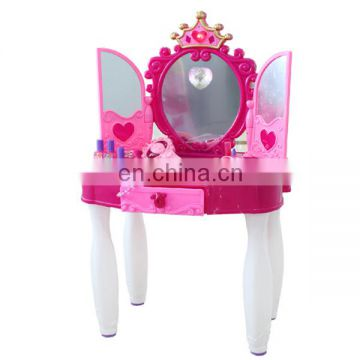 Girls infrared remote control pretend play dresser for sale