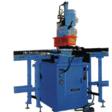 Semi-Automatic slide feed type cutting machine/circular saw type