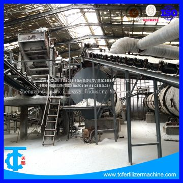 NPK Compound Fertilizer Complete Production Line