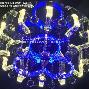 ceiling Chandelier , LED crystal lamp , LED light from China
