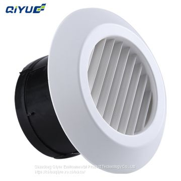 ABS Air Vent Extract Valve Grille Round Diffuser Ducting Ventilation Cover New