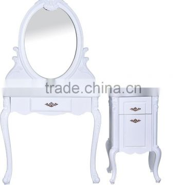 2015 HONGZI Simple and Decent European Style Hair Salon Mirrors