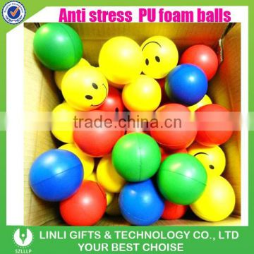 2014 hot sale polyurethane foam ball