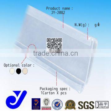 JY-2082|Label Holder direct on tube|german tube clamp tube holder