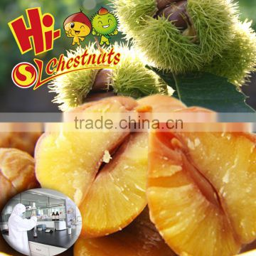 Wholesale Healthy Snacks Packaged Chinese Chestnuts of