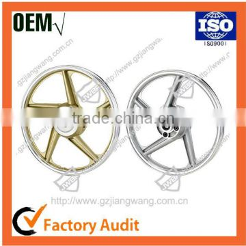 Factory Price Motorcycle Alloy Wheel Rim WY125 for Honda
