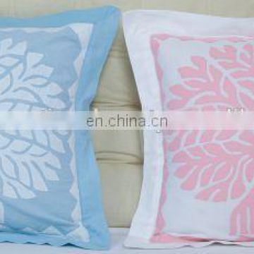 "16""x16 100% cotton wholesale fashion printed cotton fabric colorful cushion cover"